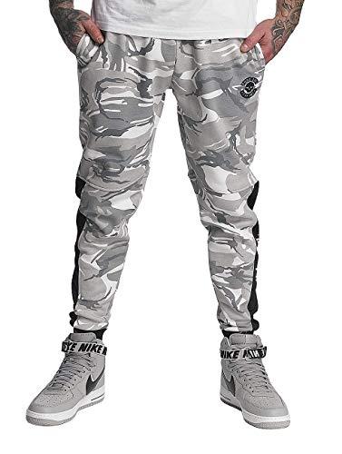Thug Life Herren Jogginghose Kurgan Camouflage 2XL