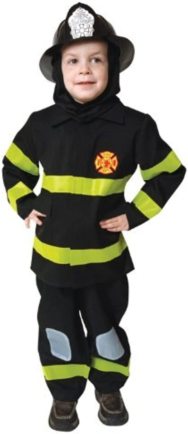Fire Fighter No Hat Sm 4 To 6 by Unknown