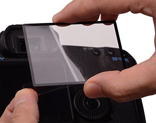 Rollei Profi Displayschutz für Fuji X-100S (Touchscreen, Schwenkbildschirm, kratzfest/bruchsicher/stoßfest)