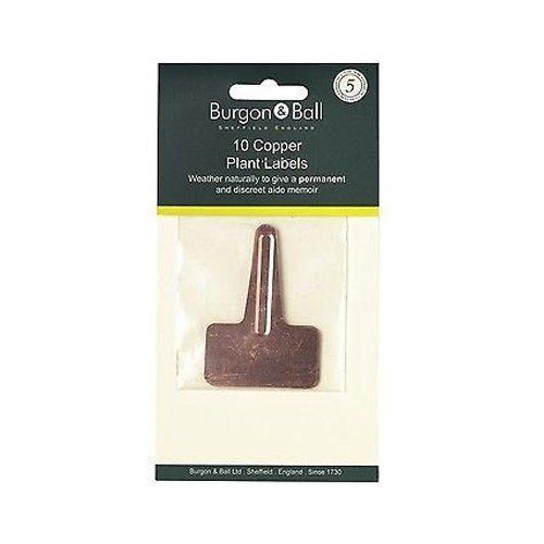BURGON & BALL GTL/TEE10 Tees en cuivre
