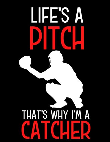 Softball Score Sheets Notebook: Home, Away, Date, Location, Players, Umpire, Scorer, Totals, Runs, Hits, Errors, Left on Base, Pitchers, Catchers, Notes - Gifts For Softball Players & Coaches