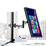 Generic Displa Monitor Arm ED Desk Desk Mount y Brack Stand Display Bracket