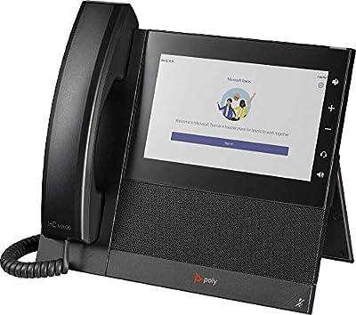 Polycom 2200-49780-019 CCX 600 Business Media Phone from Polycom Inc.