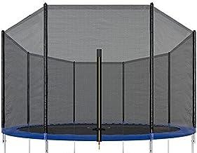 Trampoline net - 305 cm - buitenrand - 8 palen