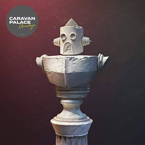 Caravan Palace - Chronologic (Standard) (LP-Vinilo)