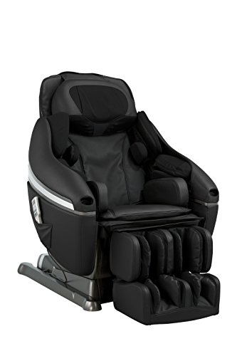 INADA DreamWave Massage Chair, Black