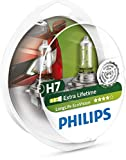 Philips 12972LLECOS2 LongLife EcoVision H7 Scheinwerferlampe Kit