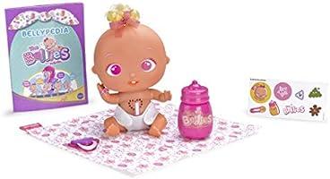 The Bellies - muñeco Interactivo para niños y niñas de 2 a 8 años