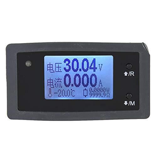 DC Voltmeter Amperemeter , DC 0~150V Voltmeter 0~20A Amperemeter für Solarbatterien
