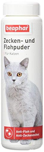 Zecken- und Flohpuder für Katzen  100 g