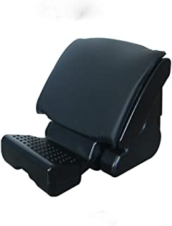 Car Footstool, with Removable Soft Foot Pads, Massage Footstool Folding Stool, Portable Portable Travel Footstool o Sleep,...