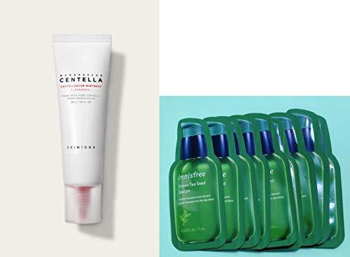 Skin 1004 Centellaska Ointment (Centella Quantitative Extract) (Lavender) 30g+SEED SERUM(1ML10EA)…