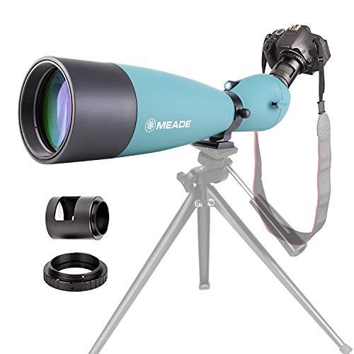 Meade Telescopio Terrestre 15-45x65 Impermeable Zoom