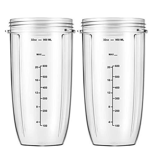 La mejor selección de vasos nutribullet Top 5. 2
