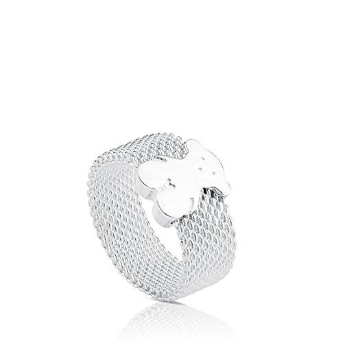 TOUS Anillo Mujer plata - 710390201