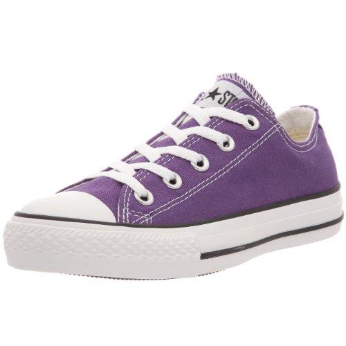 CONVERSE Chuck Taylor All Star Seasonal Ox, Unisex-Erwachsene Sneakers, Violett (Violett), 42 EU