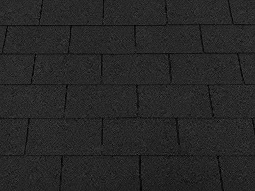 Isolbau Dachschindeln 3m² Rechteck...
