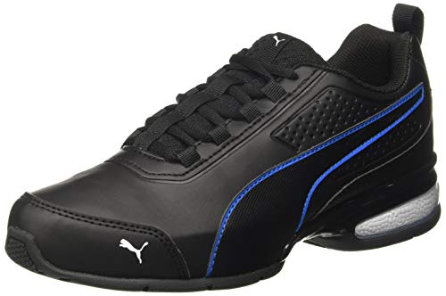 Puma Leader Vt SL, Chaussures de Running Compétition Mixte Adulte,Noir (Puma Black- Puma White - Indigo Bunting) , 44 EU ( 9.5 UK )