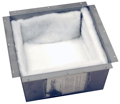 Atlantic Technology IC-BOX-6/8 Optional In-Ceiling Back Box for All ICTS-6e/8e and TLC-6/8 (Single)