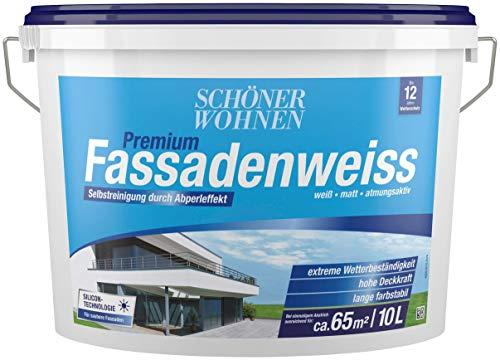 Schöner Wohnen - Premium-Fassadenfarbe 10,0 L