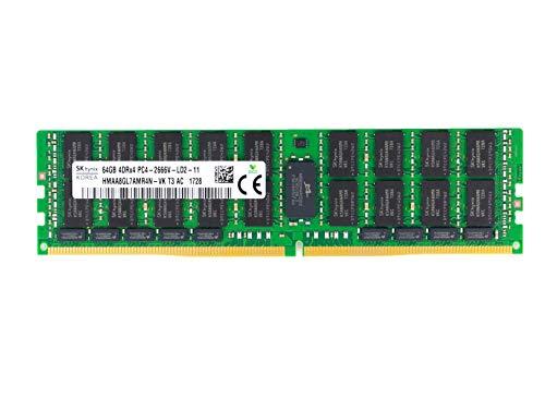 Arbeitsspeicher Hynix ECC Load Reduced DDR4 4DRx4 2666MHz PC4-21300 LRDIMM HMAA8GL7AMR4N-VK