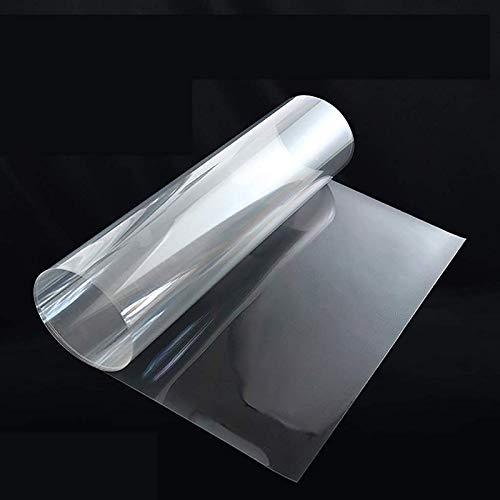 LMKJ Película de vidrio a prueba de explosiones, seguridad y protección de varios tamaños, protección de ventanas, película autoadhesiva de rotura A176, 50 x 200 cm