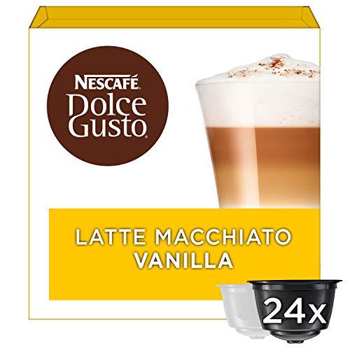Nescafé Dolce Gusto Vanille Macchiato koffie cups - 3 doosjes met 16 capsules