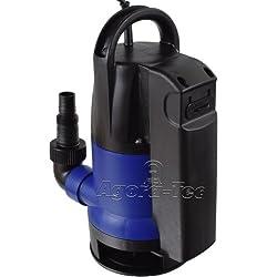Schmutzwasserpumpe Agora-Tec dirty water 400 im Test