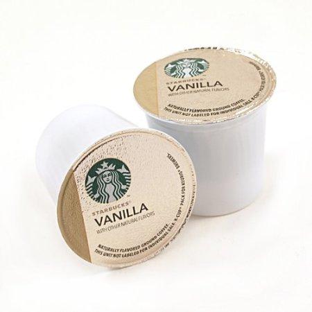 Starbucks Vanilla - 16 ct