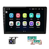 Best Hd Radios - UNITOPSCI Double Din Android Car Stereo with GPS Review