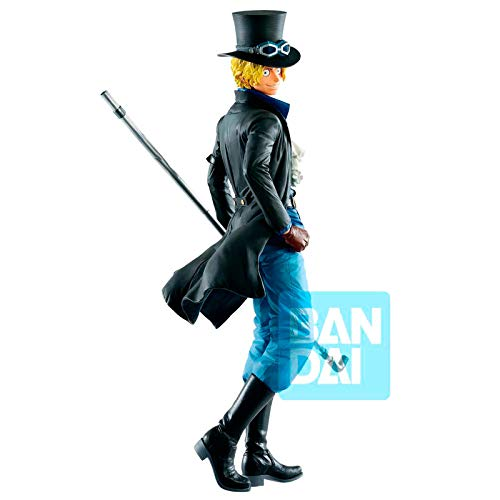 Banpresto One Piece Estatua Sabo, Multicolor (BANP85108)