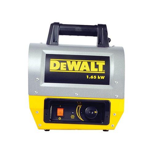 DeWalt F340635 DXH165 Electric Forced Air Heater,Yellow