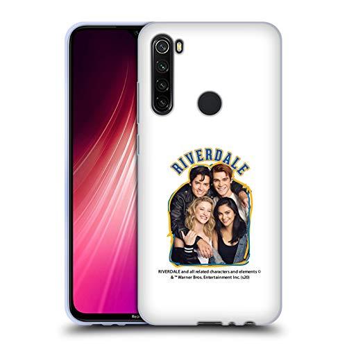 Head Case Designs Licenciado Oficialmente Riverdale Riverdale Elenco 2 Arte Carcasa de Gel de Silicona Compatible con Xiaomi Redmi Note 8T