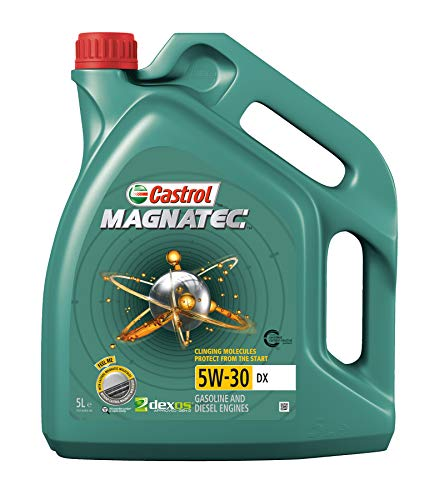 5 Liter CASTROL 5W-30 Magnatec DX API SN, ILSAC GF-5 dexos1 GEN 2