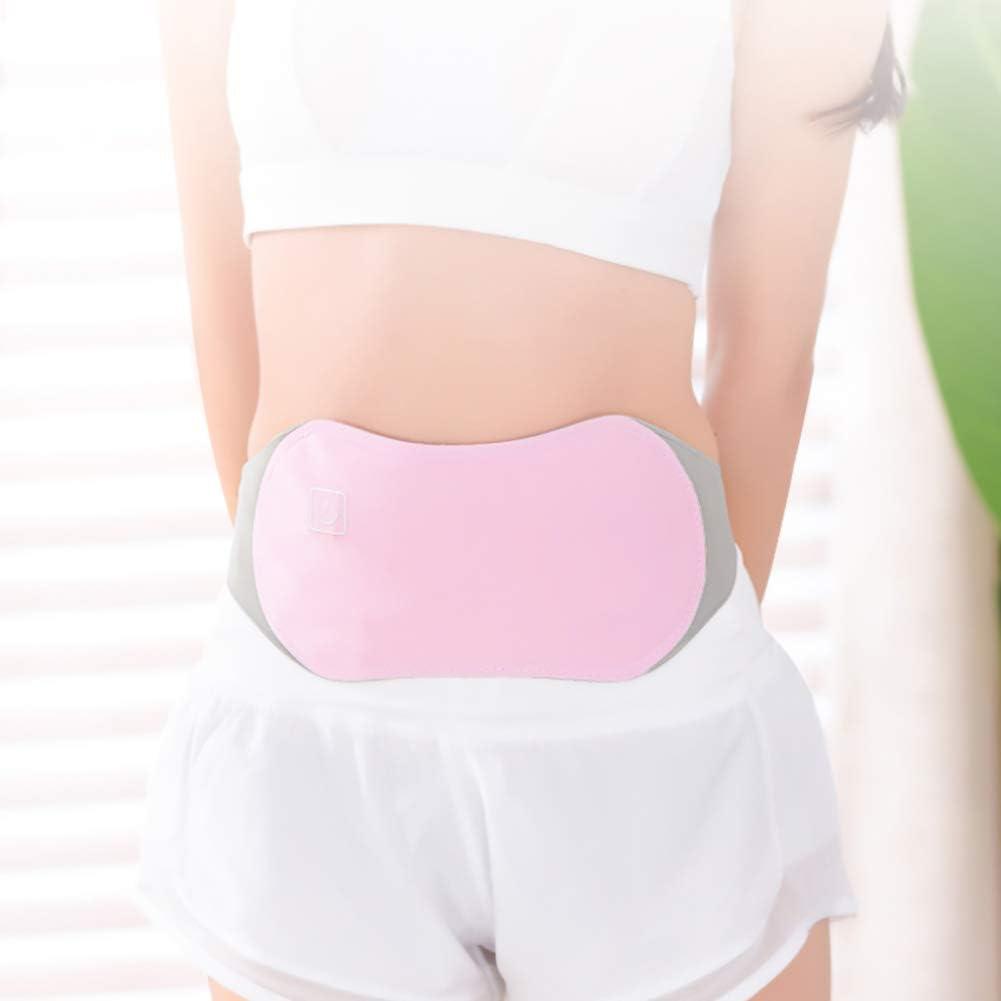Portable Warm Palace Belt Uterine Warm Massage Belt Adjustable Temperature of Three Gears Uterine Warm Belt