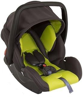 Babyschale Protect von UNITED-KIDS Gruppe 0 0-13 kg KN Grün-Grau