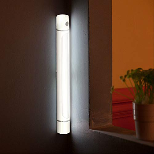 GKJRKGVF Draagbare kledingkast lamp sensor buis licht 27 cm onder kast plank lamp strip licht voor huis keuken wandlamp