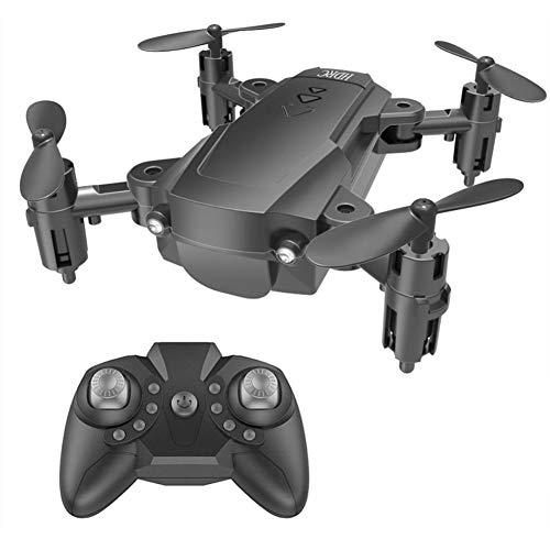 Mini Drone FPV Drone Quadcopter, Pocket Pieghevole RC Droni per Principianti con Altitude Hold, 3D Flip, modalità Senza Testa, Funzionamento Facile Sicuro per i Bambini Regalo