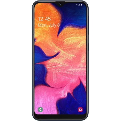 Samsung Galaxy A10e US Version (LTE Verizon) Cell Phone with 32GB Memory, 5.83' Screen, [SM-A102UZKAVZW], Charcoal Black