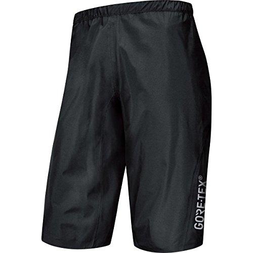 Men´s, Knee Length Mountain Bike Shorts, Waterproof, Gore-TEX Active, Power Trail GT AS, Size XL, Black - Gore Bike Wear TGSPOW