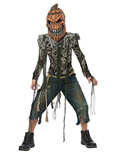 California Costumes Boys Pumpkin Creature Child Costume