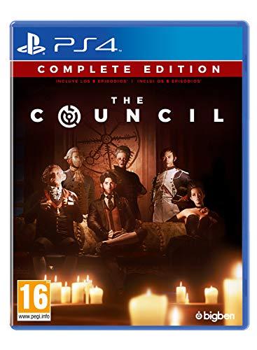 The Council PS4 Versión Española