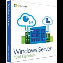 Microsoft Windows Server 2016 Essential | 64 Bit| 16 Core | USB