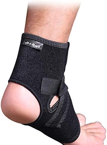 HiRui Ankle Wrap Ankle Brace Compression Ankle Support for Sprains Arthritis Recovery Ankle product image