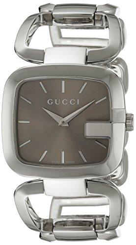 Gucci YA125402 - Reloj de Pulsera, Correa de Acero