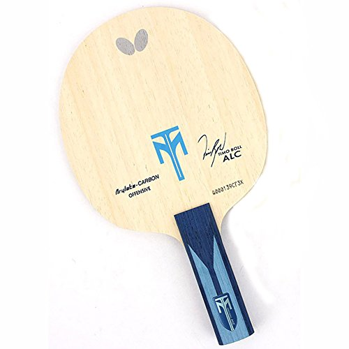 Fantastic Prices! Butterfly Ping Pong Racket Table Racket Timo Ball ALC Carbon Offensive Shake Hand ...