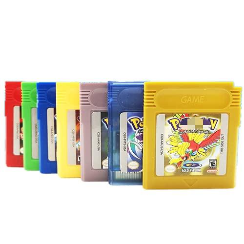 Nuevo Pokemon Heart Gold Version, Soul Silver Version, versión platino, versión diamante, versión perla, juego de cartuchos de tarjeta para NDS 3DS DSI DS