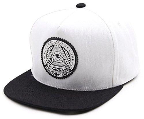 Sujii ILLUMINATI Archetype Baseball Cap casquette de baseball Trucker Hat Baseball Hat Chapeau Snapback Cap