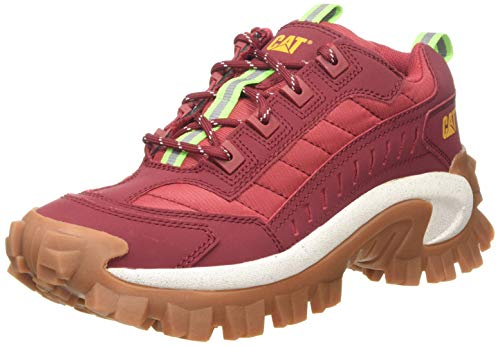 Cat Footwear Intruder, Zapatillas Unisex Adulto, Rojo Ciclismo Rojo, 40 EU