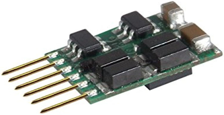 Viessmann 5241 - N Lokdecoder mit Stiftleiste 6 polig NEM651 S B00GPSQBGI Jeder beschriebene Artikel ist verfügbar    Reichhaltiges Design